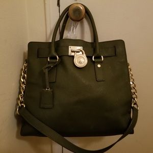 Michaelkors Hamilton bag large